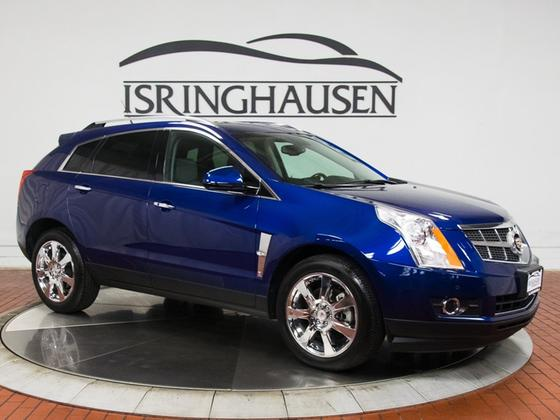 2012 Cadillac SRX Performance:23 car images available