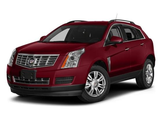 2014 Cadillac SRX Performance : Car has generic photo