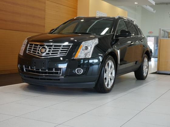 2013 Cadillac SRX Performance:24 car images available
