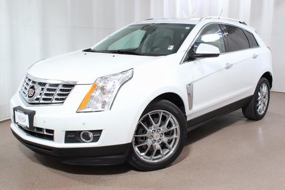 2014 Cadillac SRX Premium:21 car images available