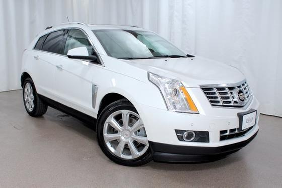 2016 Cadillac SRX Premium:24 car images available