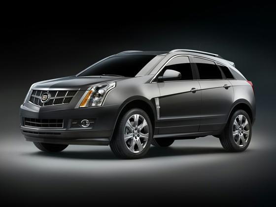 2012 Cadillac SRX Premium : Car has generic photo
