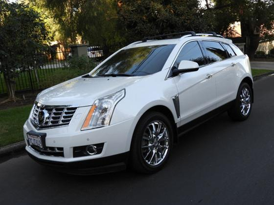 2013 Cadillac SRX Premium:24 car images available