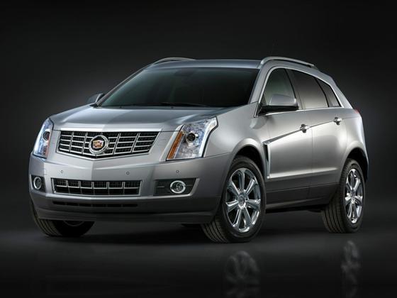 2013 Cadillac SRX Premium : Car has generic photo