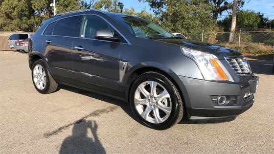 2013 Cadillac SRX Premium:24 car images available