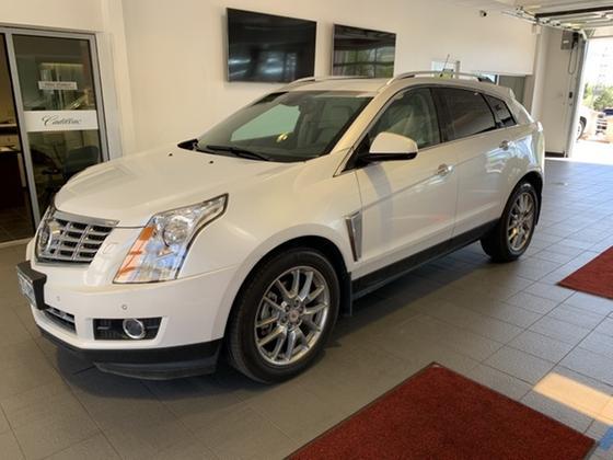 2014 Cadillac SRX Premium:2 car images available