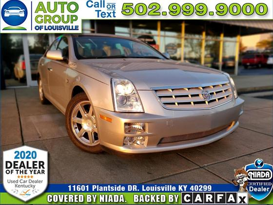 2005 Cadillac STS V6:24 car images available