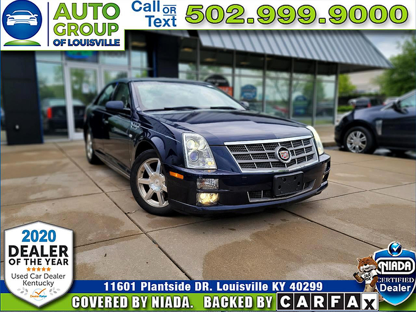 2008 Cadillac STS V6:24 car images available
