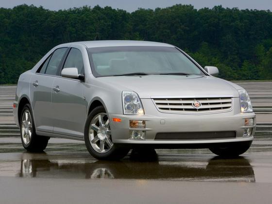 2005 Cadillac STS V8 : Car has generic photo