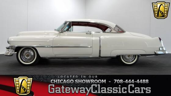 1950 Cadillac Series 62 :24 car images available