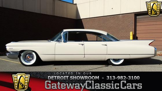 1960 Cadillac Series 62 :24 car images available