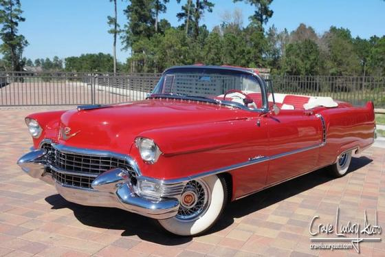 1955 Cadillac Series 62 :24 car images available
