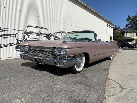 1960 Cadillac Series 62 :9 car images available