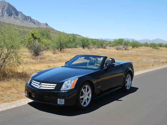 2006 Cadillac XLR Roadster:5 car images available