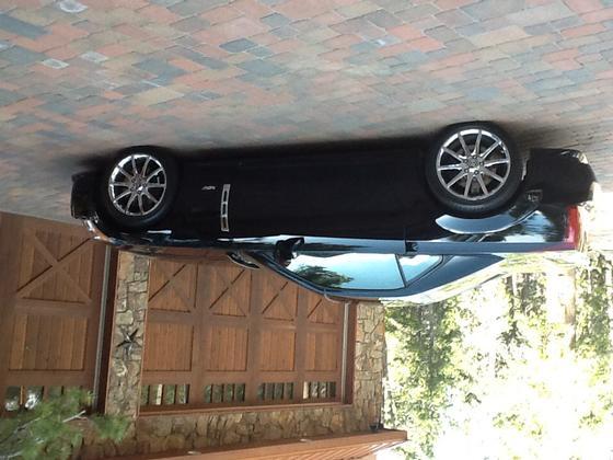 2009 Cadillac XLR V