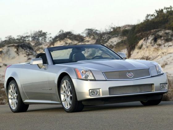 2007 Cadillac XLR V : Car has generic photo