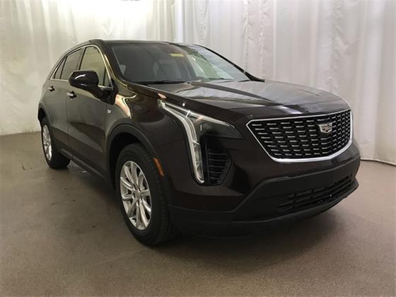 2020 Cadillac XT4 Luxury:24 car images available