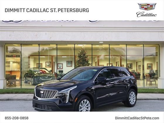 2021 Cadillac XT4 Luxury:24 car images available