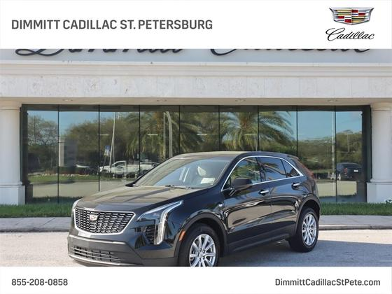 2021 Cadillac XT4 Luxury:24 car images available