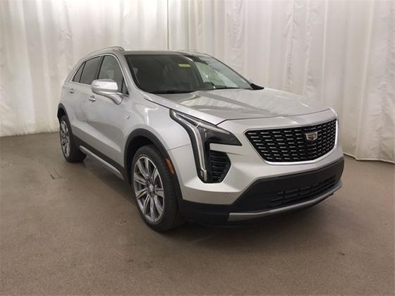 2020 Cadillac XT4 Premium Luxury:24 car images available