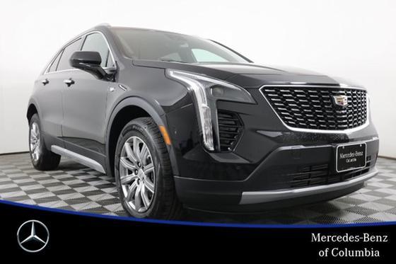 2020 Cadillac XT4 Premium Luxury:24 car images available