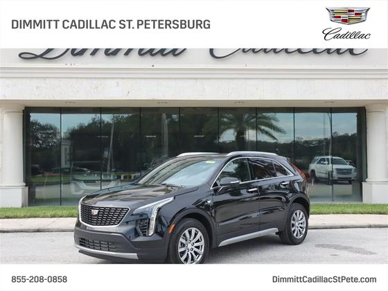 2021 Cadillac XT4 Premium Luxury:14 car images available