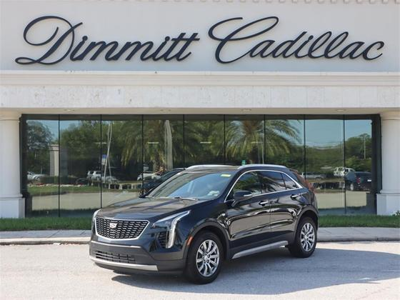 2021 Cadillac XT4 Premium Luxury:23 car images available