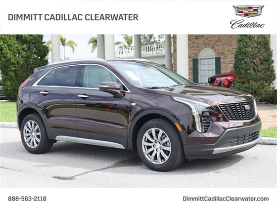 2021 Cadillac XT4 Premium Luxury:14 car images available