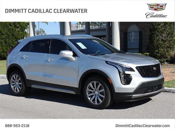 2021 Cadillac XT4 Premium Luxury:24 car images available