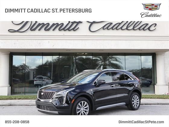 2021 Cadillac XT4 Premium Luxury:22 car images available
