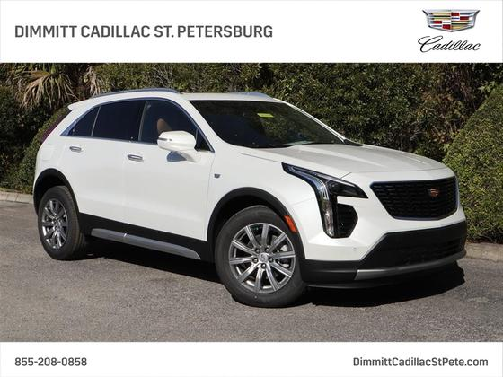 2021 Cadillac XT4 Premium Luxury:18 car images available