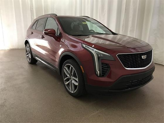 2020 Cadillac XT4 Sport:24 car images available