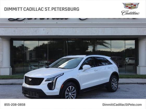 2020 Cadillac XT4 Sport:13 car images available