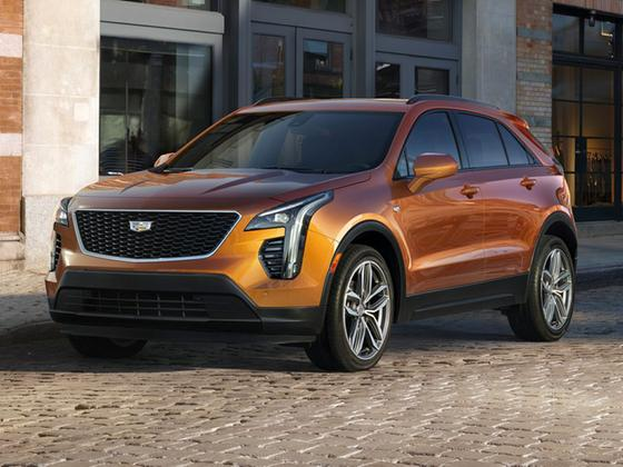 2020 Cadillac XT4 Sport : Car has generic photo