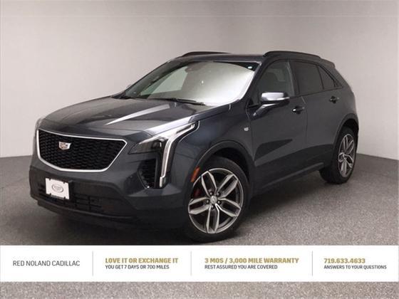 2021 Cadillac XT4 Sport:24 car images available