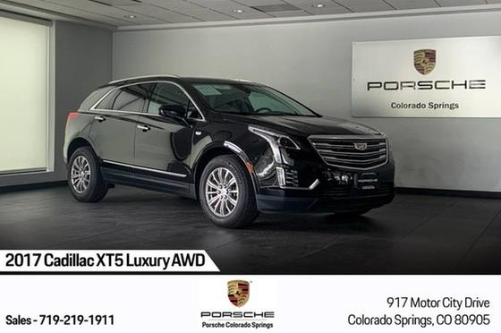 2017 Cadillac XT5 :24 car images available