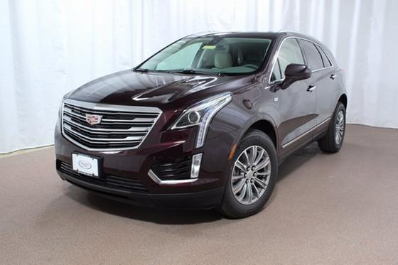 2018 Cadillac XT5 Luxury:24 car images available