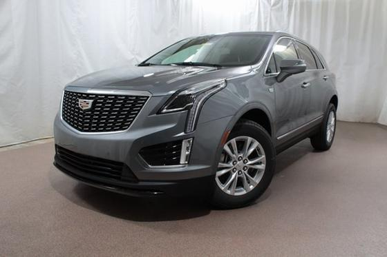 2020 Cadillac XT5 Luxury:24 car images available