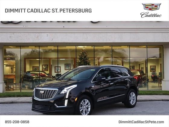 2020 Cadillac XT5 Luxury:23 car images available