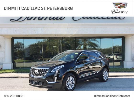 2021 Cadillac XT5 Luxury:24 car images available