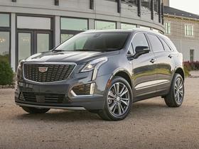 2020 Cadillac XT5 Luxury