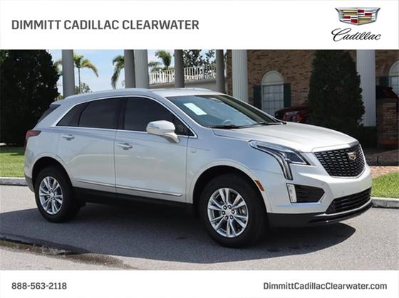 2020 Cadillac XT5 Luxury:14 car images available