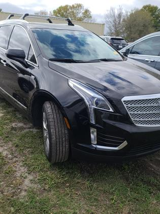 2019 Cadillac XT5 Luxury:3 car images available