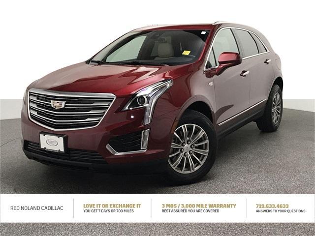 2018 Cadillac XT5 Luxury:24 car images available