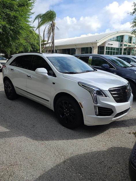 2018 Cadillac XT5 Luxury:9 car images available