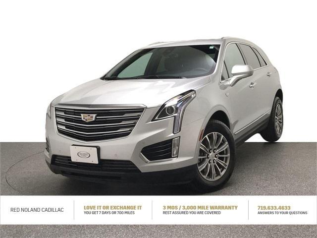 2017 Cadillac XT5 Luxury:24 car images available