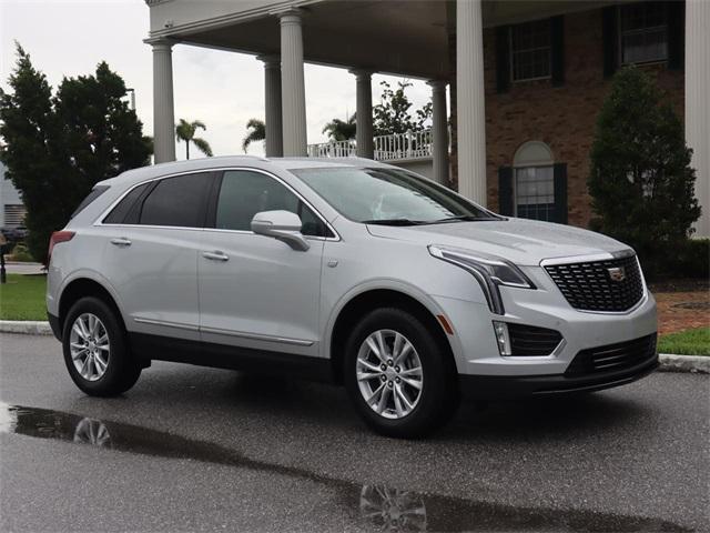 2020 Cadillac XT5 Luxury:24 car images available