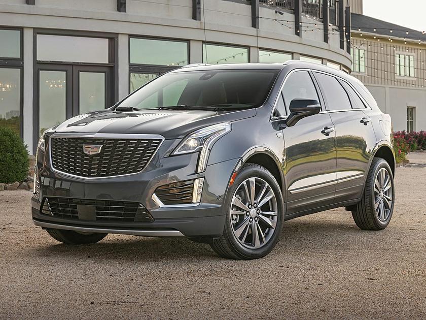 2022 Cadillac XT5 Luxury : Car has generic photo