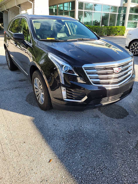 2018 Cadillac XT5 Luxury:5 car images available