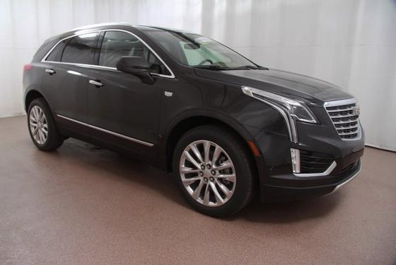 2017 Cadillac XT5 Platinum:24 car images available